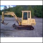 GEHL GX-35 Mini Excavator
