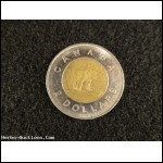 1996 Canada $2.00 Coin Circulated