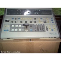 Panasonic WJ-MX12 A/V Switcher w/Effects