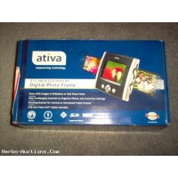 Ativa Video Photo Frame