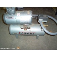 Commercial Grade Gast Draft Compressor Mdl. Laa? 11T-M100X