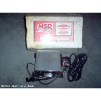 NIB MSD Ignition Retearder Box Chrysler Dodge Plymouth