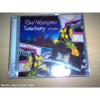 New CD  Paul Wainamo Sanctuary Solo Piano