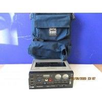 Panasonic AG-7400 Super-VHS Portable Recorder  W/Porta Brace Bag