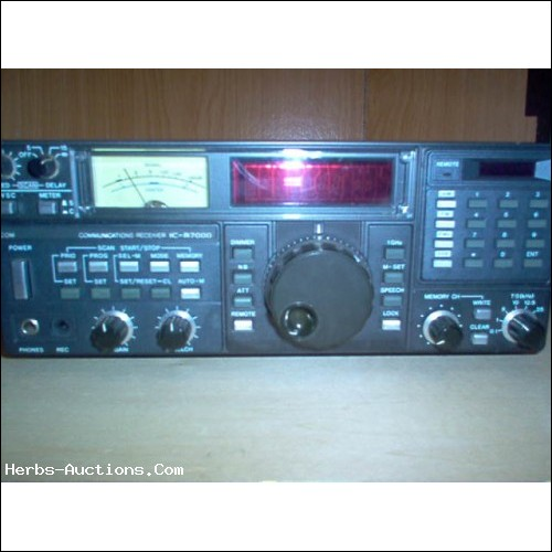 Icom ICR7000 Receiver (Unblocked)