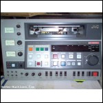 "Used JVC CR850 3/4"" Umatic VCR"