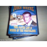 John Wayne Dbl. Feature